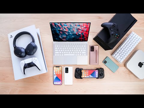 The BEST and ULTIMATE Tech Gifts! - Gift Guide Finale!