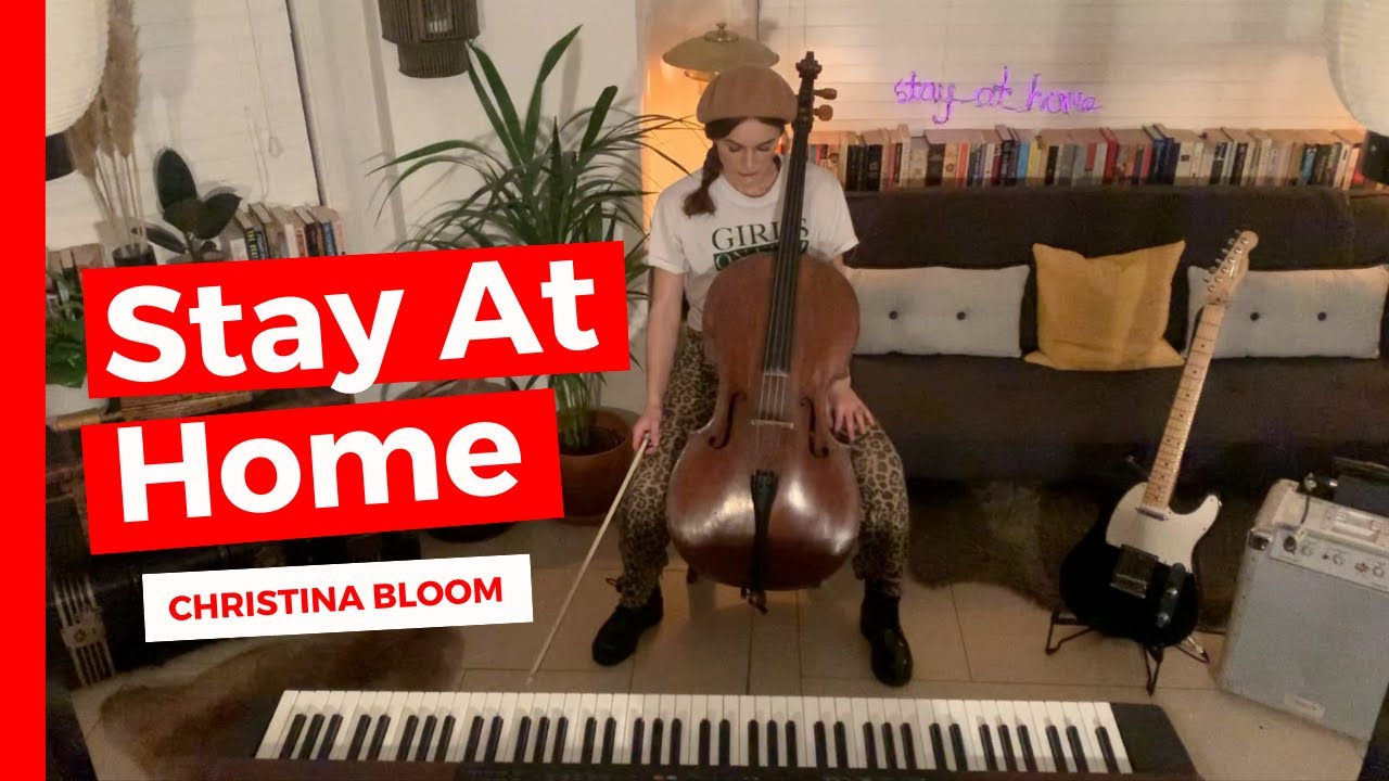 New song: 'Stay At Home'