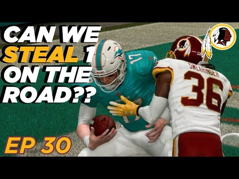 Can we stay UNDEFEATED??? | Madden 19 Franchise - Washington Redskins | Ep 30
