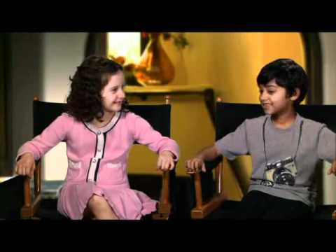 Elodie Tougne And Rohan Chand Talk About Their Characters