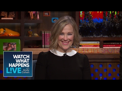 Catherine O'Hara's Run In with Macaulay Culkin | WWHL