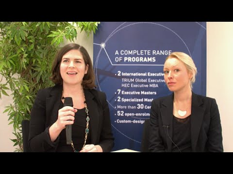 Access Mba Live With Hec Paris Executive Mba Youtube