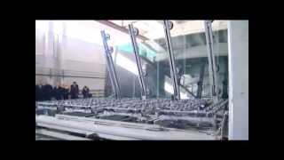 Посещение завода стеклопакетов STiS  в Оболенске
