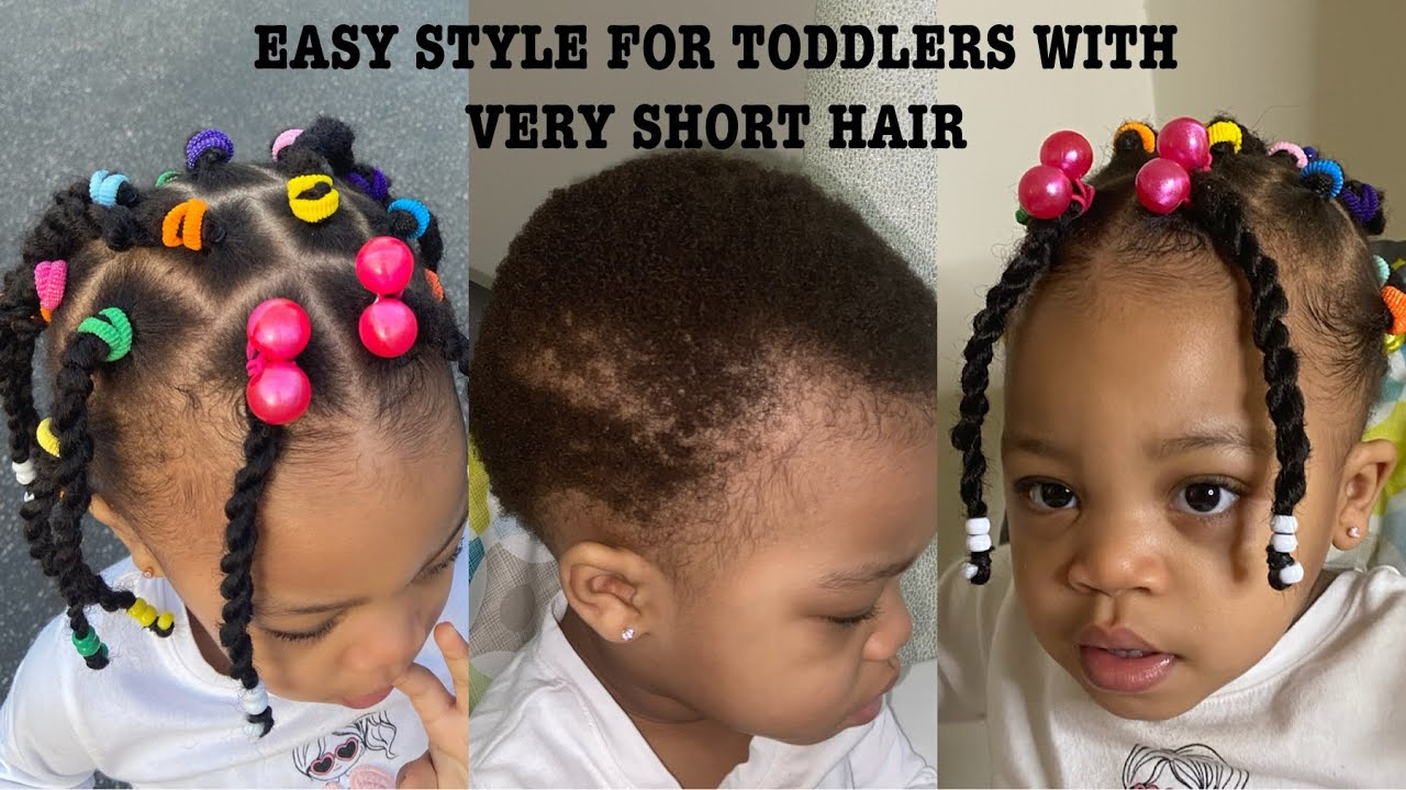 Can T Grip Braids Easy Protective Toddler Hairstyles For Short Natural Hair Youtube