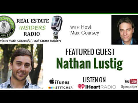 Nathan Lustig   Real Estate Insiders Radio