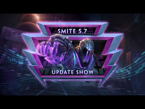 "SMITE - 5.7 ""Drop the Beat"" Showcase - Live Show VOD"