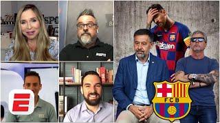 ANÁLISIS: JORGE MESSI ve DIFÍCIL que Leo se QUEDE en el Barcelona. Se viene la reunión con Bartomeu.