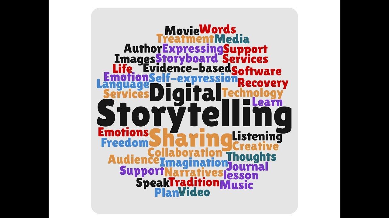 How to write a digital story