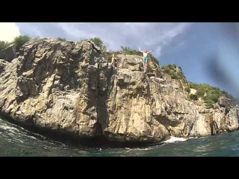 Broadreach Caribbean Marine Biology Voyage- Lady Helen 2014