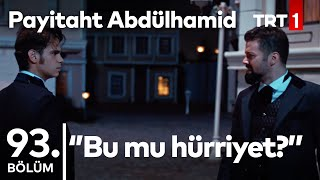 Şehzade Abdülkadir, Sabahattin'e Karşı I Payitaht Abdülhamid 93. Bölüm
