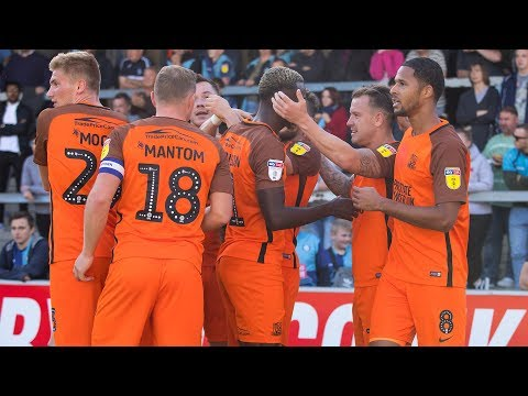 Goal Cam: Wycombe Wanderers 2-3 Southend United