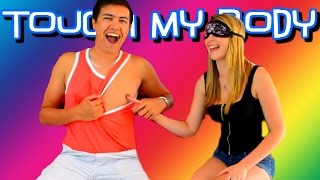 sexy touch my body challenge with girlfriend