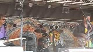 "Jah Messengers.LIVE - ""Night Nurse"" Mid West Reggae Fest 2011"