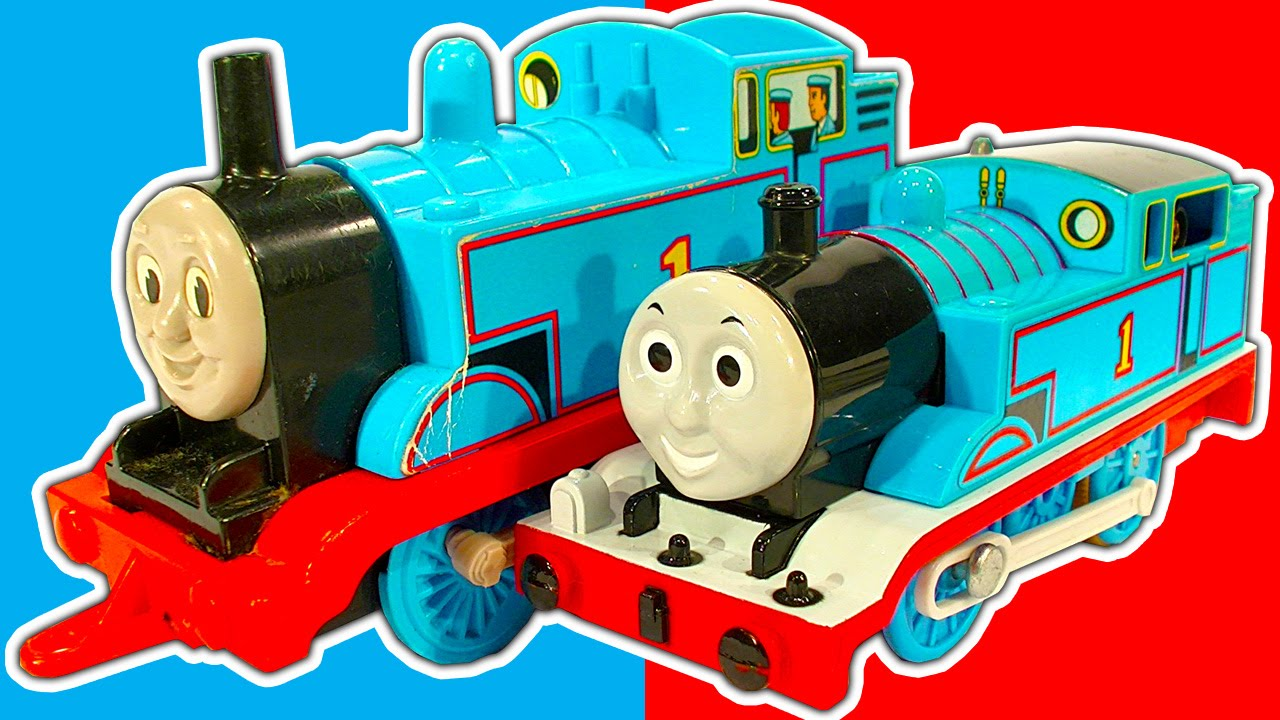 Thomas The Tank Collection 12 Huge Box Of Classic Thomas ...