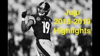 Juju Smith-Schuster 2018-2019 Highlights
