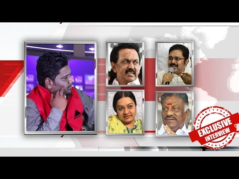 Interview with OPS, Stalin, TTV & Deepa | Smile Settai Exclusive | The Beep Show #14 | RJ Vignesh