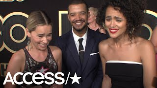 Emilia Clarke Promises 'Epic' Final Season Of 'Game Of Thrones'