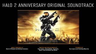 Halo 2 Anniversary OST - CD2 - 16 Cracked Legend (1080p)
