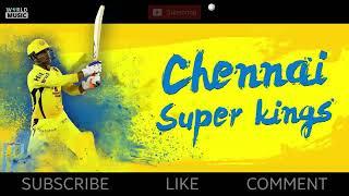 Chennai Super Kings [CSK]