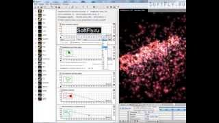 Программа для создания эффектов на видео.(Бесплатный редактор спецэффектов Скачать программу: http://www.softfly.ru/grafika/redaktory/65-magic-particles-3d., 2013-07-20T10:47:02.000Z)