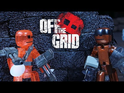 Stikbot | OFF THE GRID - S6 Ep. 1 (Season Premiere)