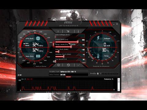 msi afterburner pc download