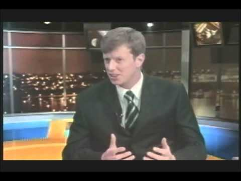 Richard Hart on Libyan TV