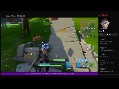 """""""FORTNITE! NEW MAP! SOLO EXPLORATION!"""" Ep.5 {Gaming Live}"""