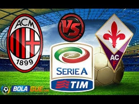 HIGHLIGHTS-AC Milan VS  Fiorentina (2-0) All goals 18/01/2016