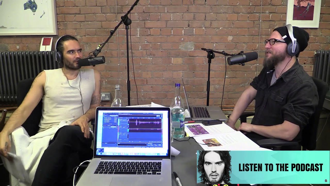 Russel brand podcast