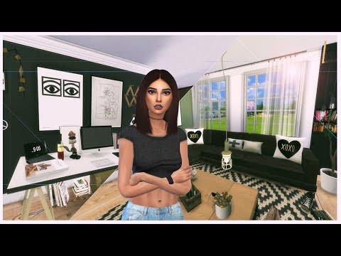 The Sims 4: Hailey's Apartment!