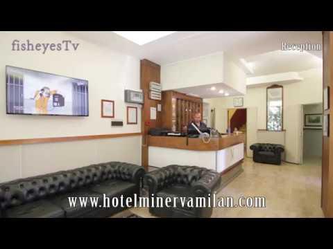 New! Hotel Minerva Milan - 3 Star Hotel Milan