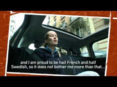 Mathilde JOHANSON: Sergueï Bubka's fan (2009) - Road to Roland-Garros