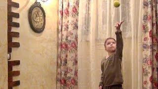 Большой теннис. Тренируемся Везде!