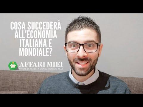 [LIVE] Recessione in Arrivo? Il futuro dell'Economia Italiana e Mondiale