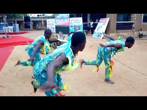 Un groupe de ballet togolais
