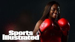 Claressa Shields Wants To Fight 10 Times In Her First Year | SI NOW | Sports Illustrated