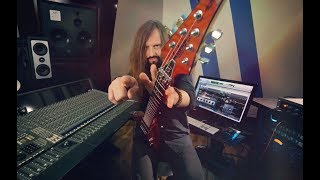 Oli Herbert From All That Remains On BIAS FX
