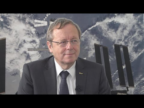The Interview - 'Humans will go to Mars,' European Space Agency chief tells FRANCE 24