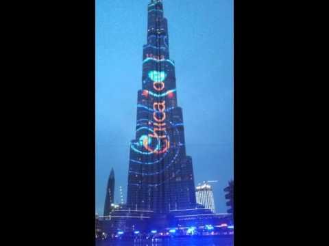 Dubai EXPO 2020 LOGO LAUNCH