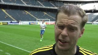 """Per Karlsson efter 2-0 mot IFK Norrköping: """"Mycket bra att ta med sig"""""""