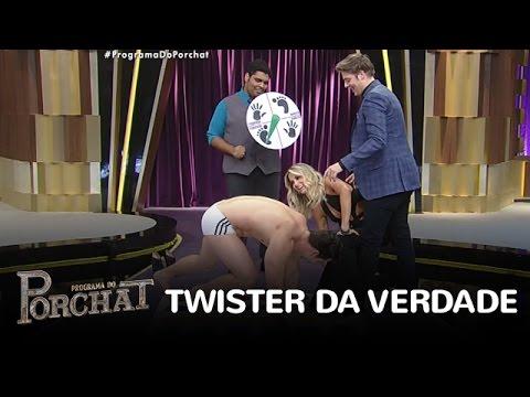 Ticiane Pinheiro enfrenta Porchat no...