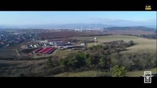 Air view - #118 - Z obce Soblahov na sidlisko Juh (From Soblahov to Juh)