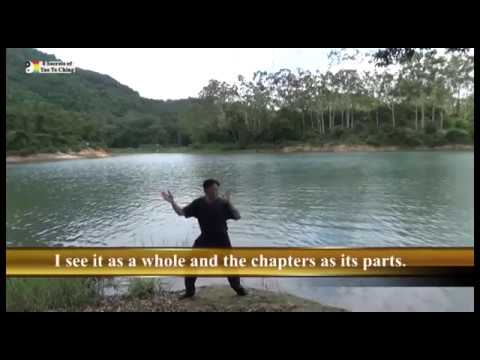 What's Tao Te Ching? A complete reading/performing /filming by author Luke Chan.