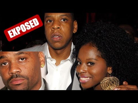 Foxy Brown confirms that Jay - Z took her cookies at age 15 and he was 24 Dame Dash co signs