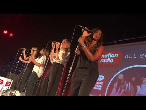 All Saints Up Close & Personal Nation Radio Wales Cardiff Glee Club