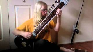 Sitar Lesson - Raag HEMANT - Indian Classical Music