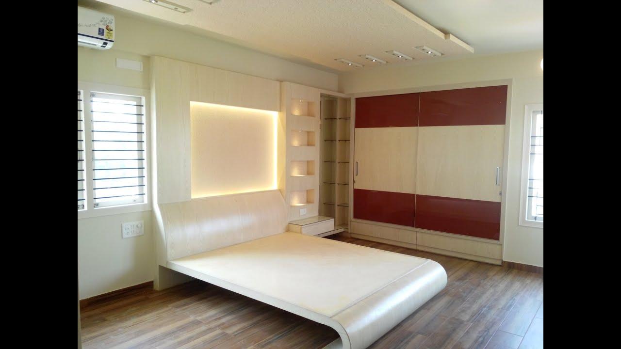Highend Interiors For 3BHK Condominium In Bangalore HS