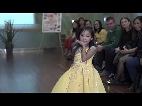 ROME KIDS FASHION FESTIVAL ( CANCEL CANCER AFRICA) - Part 1