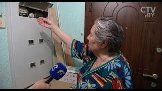 «Сама себе приговор подписала». Как минской пенсионерке навязали платную замену электросчётчиков